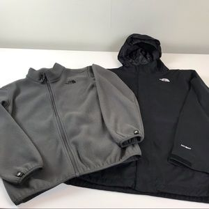 Hyvent 3 in 1 North Face Jacket